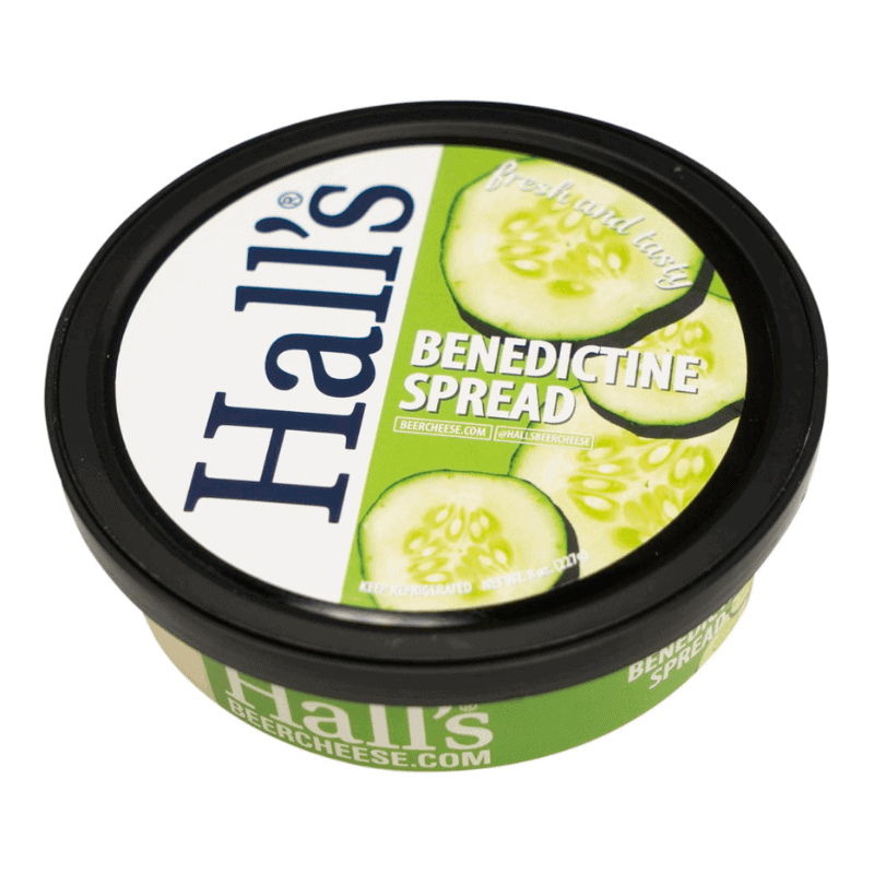 Hall's Benedictine Spread